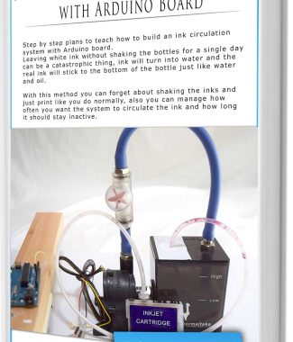 Automatic Ink Circulation System with Arduino Board – E-Book