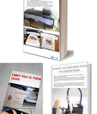 diy dtg books