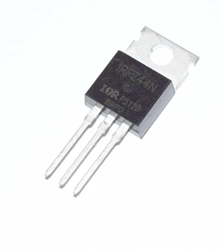 IRFZ44N transistor mosfet
