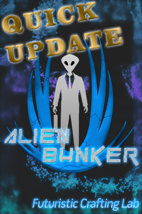 alienbunker update