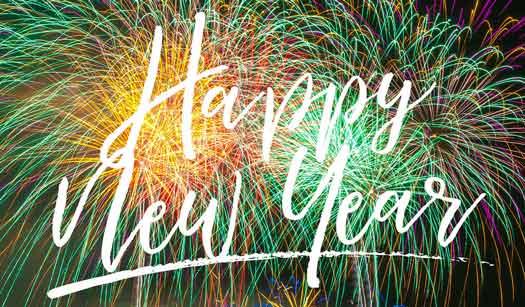 Happy New Year 2019 from Alienbunker!