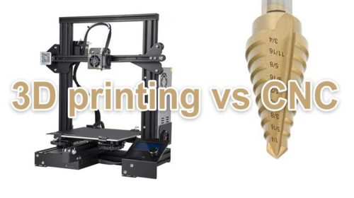 3D Printing VS CNC – Which Is Better?