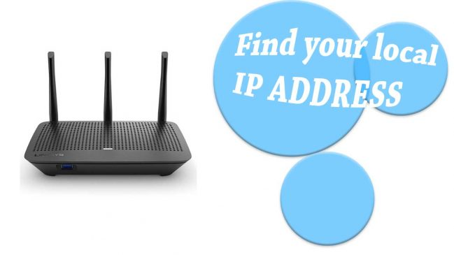 How To Find Local IP Address In Easy 3 Steps
