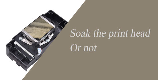 Cleaning Epson Print Head – Soak Overnight or No?